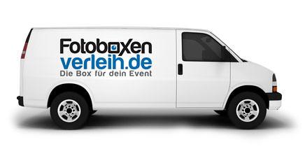 Fotobox Lieferwagen
